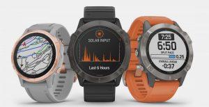 Se anuncian los relojes inteligentes Garmin Fenix 6X Pro, Fenix 6S y Fenix 6