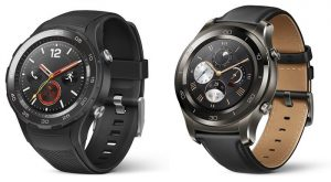 Se anuncian los relojes inteligentes Huawei Watch 2 con Android Wear 2.0