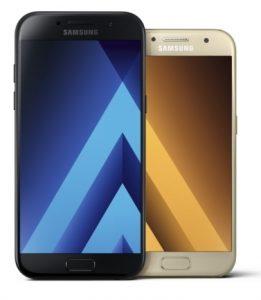 Samsung Galaxy A5 (2017) y Galaxy A7 (2017) salen a la venta en India