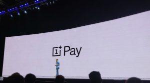 Se anunció el servicio de pagos móviles OnePlus Pay;  saldrá en vivo el próximo año