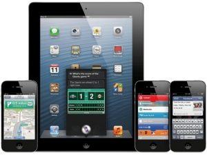 Se detalla la disponibilidad de las funciones de iOS 6, India no obtiene la mayoría de ellas