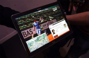 Se detecta el prototipo de tableta 4K de 12 pulgadas de Samsung
