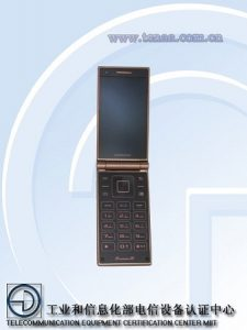 Se detecta un teléfono plegable Samsung con procesador Snapdragon 800