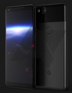 Se dice que Google Pixel XL 2 viene con pantalla ambiental siempre encendida, marco comprimible y más
