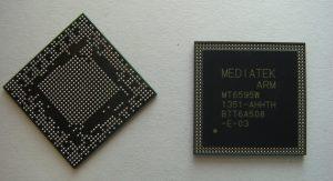 Se dio a conocer el procesador de ocho núcleos MediaTek MT6595;  compite con Qualcomm Snapdragon 805 y Samsung Exynos