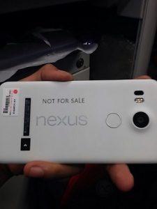 Se espera que LG Nexus 5X con procesador Snapdragon 808 se anuncie el 29 de septiembre