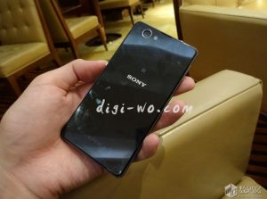 Se filtra el panel trasero de la supuesta versión internacional de Sony Xperia Z1 Mini