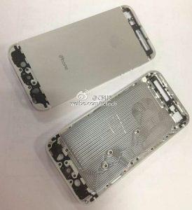 Se filtran fotos y especificaciones del hardware del iPhone 5S;  mismo procesador con cámara de 12 MP