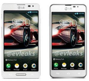 Se filtran imágenes de LG Optimus F7 y F5 antes del lanzamiento del MWC