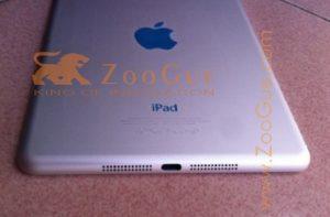 Se filtran imágenes de la carcasa del iPad Nano (Mini)