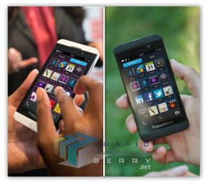 Se filtran imágenes promocionales de BlackBerry 10, confirma BBM Video con pantalla compartida