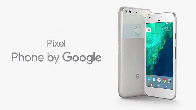 características de google-pixel