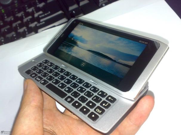 Se filtraron fotos del Nokia N9