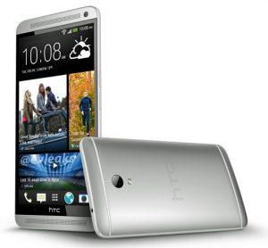 Se filtraron imágenes de HTC One Max Press