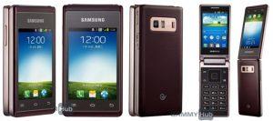 Se filtraron imágenes de prensa de la carpeta Samsung Galaxy