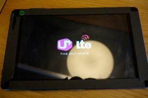 Se filtraron imágenes del sucesor de LG Optimus Pad