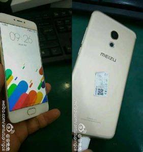 Se filtraron imágenes en vivo de Meizu PRO 6