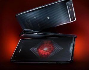 Se filtraron imágenes y especificaciones del Motorola Droid RAZR
