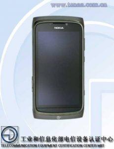 Se filtraron imágenes y especificaciones del Nokia 801T para China