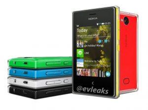 Se filtraron las especificaciones de Nokia Asha 502 y Asha 503: 3G y aplicaciones exitosas