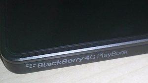 Se filtraron las primeras imágenes de BlackBerry PlayBook 4G
