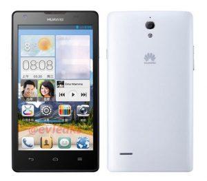 Se filtró el Huawei Ascend G700 de cuatro núcleos;  puede tener un precio de solo $ 300