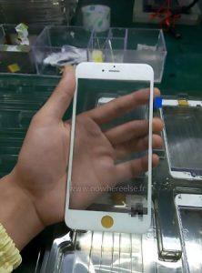 Se filtró el panel de pantalla del Apple iPhone 6S