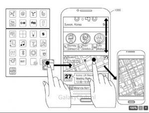 Se filtró el sucesor de Samsung de TouchWiz UI llamado Iconic UX