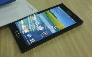 Se filtró el supuesto teléfono premium Samsung Galaxy F