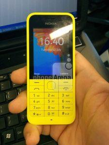 Se filtró el teléfono Nokia R con cámara de 2 MP;  Mayo de lanzamiento en abril de 2014