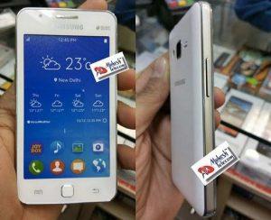 Se filtró el teléfono inteligente Samsung Z1 Tizen