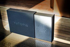 Se filtró el teléfono inteligente económico de gama alta de YU YUTOPIA;  Lanzamiento en noviembre