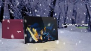 Se filtró el video promocional de Acer Iconia A200