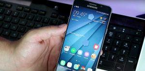 Se filtró la interfaz de usuario TouchWiz actualizada del Samsung Galaxy Note7
