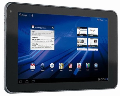Se han vendido poco más de 1 millón de tabletas Android