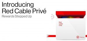 Se introdujo la membresía OnePlus Red Cable Prive para ofrecer beneficios exclusivos