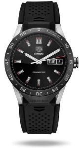 Se lanza el reloj inteligente de lujo Tag Heuer Connected por $ 1500
