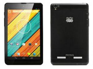 Se lanza la tableta Flipkart Digiflip Pro XT712 con una pantalla de 7 pulgadas