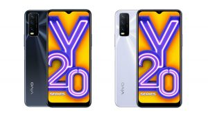 Se lanzan en India los smartphones económicos Vivo Y20 e Y20i con tecnología Snapdragon 460 SoC
