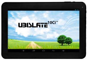 Se lanzan las tabletas UbiSlate 10Ci y UbiSlate 3G10 de 10.1 pulgadas