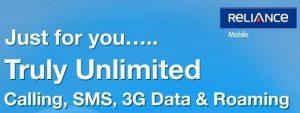 Se lanzan los planes Reliance Truly Unlimited con llamadas y datos gratuitos ilimitados