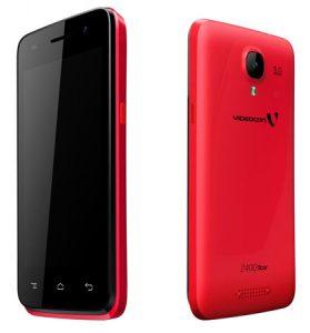 Se lanzan los smartphones asequibles Videocon Z40Q Star y Videocon Z50Q Star