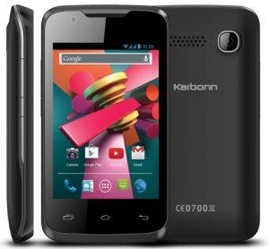 Se lanzan los teléfonos inteligentes Android KitKat de nivel de entrada Karbonn A1 + Super y A5 Turbo