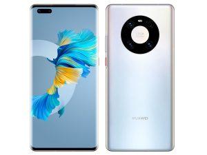 Se lanzaron oficialmente los teléfonos inteligentes insignia de la serie Huawei Mate 40