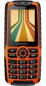 Se lanzó el teléfono Maxx MX200 con una batería de 5200 mAh para Rs.  1848