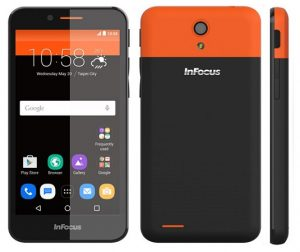 Se lanzó el teléfono inteligente Infocus M260 'Made in India' por Rs.  3999