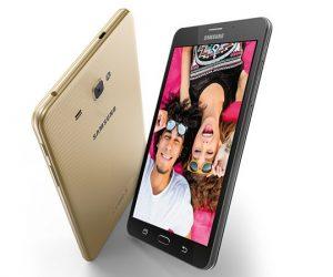 Se lanzó el teléfono inteligente Samsung Galaxy J Max con pantalla de 7 pulgadas para Rs.  13400