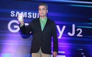 Se lanzó el teléfono inteligente Samsung Galaxy J2 económico 4G LTE para Rs.  8490