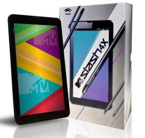 Se lanzó la tableta Android MTV Slash 4X de cuatro núcleos para Rs.  8990