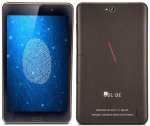 Se lanzó la tableta iBall Slide Bio-Mate con escáner de huellas dactilares para Rs.  7999